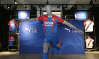 Crystal Palace Player Appearance Puma, London - 16 August 2018