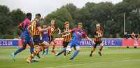 Crystal Palace U18s v Hull City U18s, Beckenham, UK - 18 Aug 2018