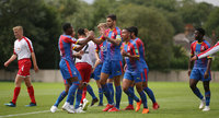 Crystal Palace U23s v Crewe Alexandra U23s, Beckenham, UK - 20 Aug 2018