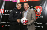 Exeter City v Ipswich, Exeter, UK - 14 Aug 2018