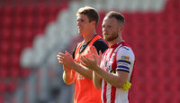 Exeter City v Carlisle United, Exeter, UK - 4 Aug 2018