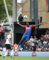 Fulham v Crystal Palace, London - 11 August 2018
