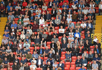 Gateshead v Salford City, Gateshead, Tyne and Wear - 07 Aug 2018