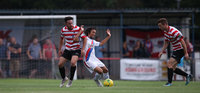 Kingstonian v Crystal Palace, Tolworth - 7 August 2018