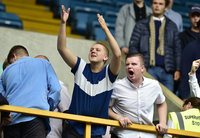 Millwall v Derby County, London, England, UK -  18 August 2018