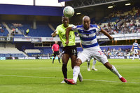 Queens Park Rangers v Peterborough United, London, England, UK -  14 August 2018