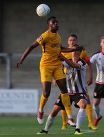 Torquay United v  Bath City, Torquay, UK - 7 Aug 2018