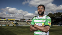 Yeovil Town Team photo call, Yeovil, UK - 2 Aug 2018