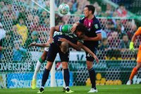 Yeovil Town v Aston Villa, Yeovil, UK - 14 Aug 2018