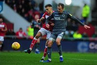 Bristol City v Millwall, Bristol, UK - 2 Dec 2018