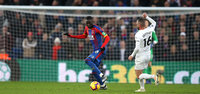 Crystal Palace v Burnley, Croydon - 01 December 2018