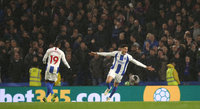 Brighton & Hove Albion v Crystal Palace, Brighton - 04 December 2018