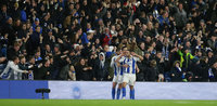 Brighton & Hove Albion v Crystal Palace, Brighton - 04 December
