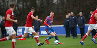 Crystal Palace U23s v Bristol City U23s, Beckenham - 10 December