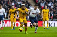 Tottenham Hotspur V Wolverhampton Wanderers, London, UK - 29 Dec