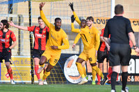 Torquay United v Gloucester City, Torquay, UK - 29 Dec 2018