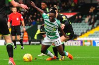 Yeovil Town v Forest Green Rovers, Yeovil, UK - 8 Dec 2018