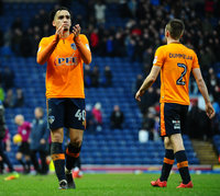 Blackburn Rovers v Oldham Athletic, Blackburn, UK - 10th Feb 2018