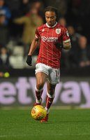Bristol City v Fulham, Bristol, UK - 21 Feb 2018