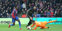 Crystal Palace v Newcastle United, London - UK - 4th Feb 2018