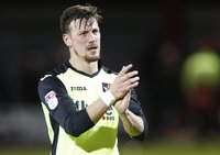 Crewe Alexandra  v Exeter City, Crewe, UK - 20 Feb 2018