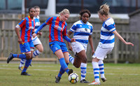 Queens Park Rangers Ladies v Crystal Palace Ladies, , UK - 18 Fe