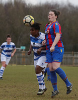 Queens Park Rangers Ladies v Crystal Palace Ladies, , UK - 18 Feb 2018