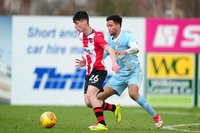 Exeter City u23s v Sunderland u23s, Exeter, UK -11 Feb 2018