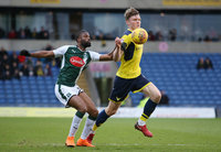 Oxford United v Plymouth Argyle, Oxford, UK - 17 Feb 2018