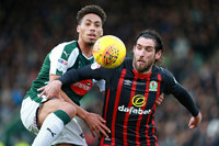 Plymouth Argyle v Blackburn Rovers, Plymouth, UK - 3 Feb 2018