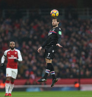 Arsenal v Crystal Palace, London, UK - 20 Jan 2018
