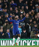 Chelsea v Norwich City, London, UK - 17 Jan 2018