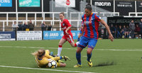 Crystal Palace Ladies v Gillingham Ladies, London - UK - 14 Jan 2018