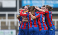 Crystal Palace Ladies v Gillingham Ladies, London - UK - 14 Jan