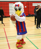 Crystal Palace NBA London, London - UK - 09 Jan 2018