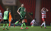 Doncaster Rovers v Plymouth Argyle, Doncaster, UK - 13 Jan 2018