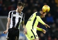 Notts County  v Exeter City, Nottingham, UK - 20  Jan 2018