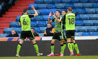 Oldham Athletic v Plymouth Argyle, Oldham, UK - 27 Jan 2018