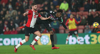 Southampton v Crystal Palace, Southampton, UK - 2 Jan 2018
