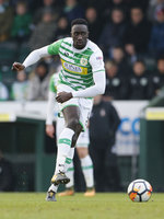 Yeovil Town v Bradford City, Yeovil, UK - 6 Jan 2018