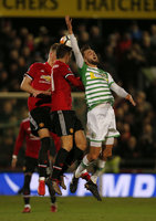 Yeovil Town v Manchester United, Yeovil, UK - 26 Jan 2018