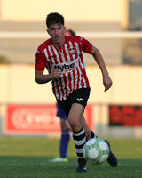 Bideford AFC v Exeter City, Bideford, UK - 10 Jul 2018