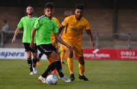 Torquay United v  Forest Green Rovers, Torquay, UK - 10 July 2018