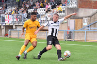 Dorchester Town v Torquay United, Dorchester, UK - 28 July 2018