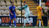 Torquay United v  Cardiff City, Torquay, UK - 20 July 2018