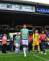 Yeovil Town v Swansea City, Yeovil, UK - 10 Jul 2018