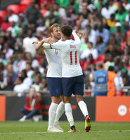 England v Nigeria, London, UK - 02 June 2018