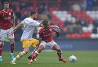 Bristol City v Sheffield Wednesday, Bristol, UK - 02 Mar 2018