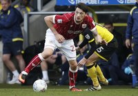 Burton Albion  v Bristol City, Burton, UK - 10 March 2018