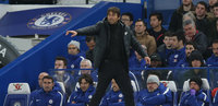Chelsea v Crystal Palace, London, UK - 10th March 2018